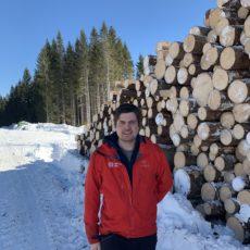 Ny skogskar i Løiten Almenning